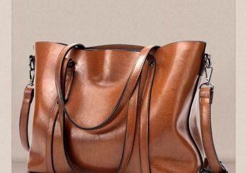 Trending Female Leather Bags in stocks 3