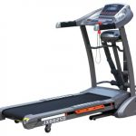 TREADMILL WITH MASSAGER, TWISTER & INCLINE 5