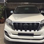 Brand New 2016 Toyota Prado (White 2