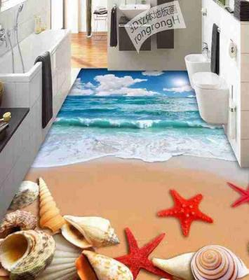 3D Bathroom Seaworld Picture Porcelain Wall and Floor Tile 11
