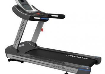 4hp coomercial treadmill 15