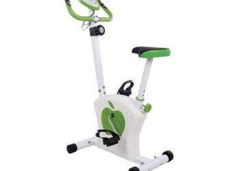 UPRIGHT EXERCISE BIKE (100KG) 21