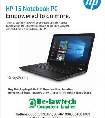 HP 15 Notebook PC 2
