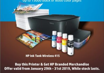 HP Ink Tank Wireless Printer 7