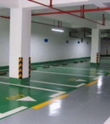 Good Quality Anti-slip Epoxy Flooring for Parking Lot 14
