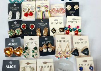 Fashion earrings 3