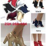 Block heels shoe 2