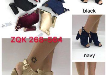 Block heels shoe 21