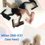 Milan low heel 1