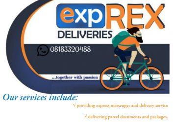 Courier service 7