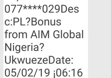Make money in AIMGLOBAL 20