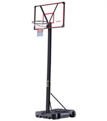 Basketball stand and rim 2