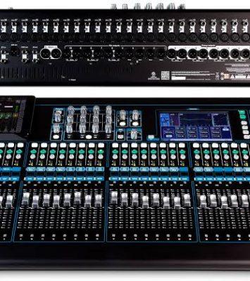 Allen and Heath Qu32 digital mixer 3