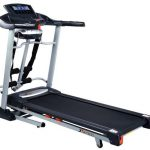 TREADMILL EXERCISE MACHINE WITH MUSIC, MASSAGER & 120KG USER 3