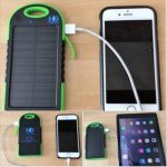 HetoGrow Solar Power Bank Chargers 2