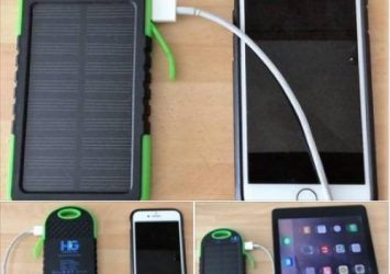 HetoGrow Solar Power Bank Chargers 79
