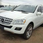 2010 MERCEDES ML-350 FOR SALE AT AUCTION PRICE CALL 08067816891 5