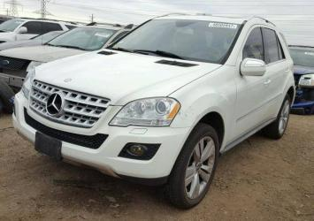 2010 MERCEDES ML-350 FOR SALE AT AUCTION PRICE CALL 08067816891 24