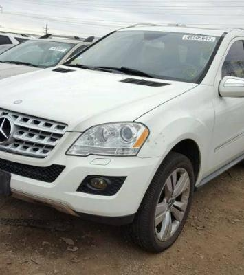 2010 MERCEDES ML-350 FOR SALE AT AUCTION PRICE CALL 08067816891 15