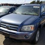 2002 TOYOTA HIGHLANDER FOR SALE AT AUCTION PRICE 2