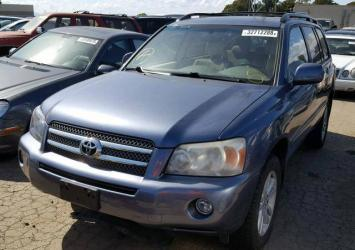 2002 TOYOTA HIGHLANDER FOR SALE AT AUCTION PRICE 25