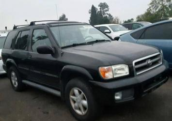 2001 NISSAN PATHFINDER FOR SALE CALL 08067816891 26