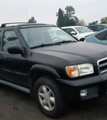 2001 NISSAN PATHFINDER FOR SALE CALL 08067816891 24