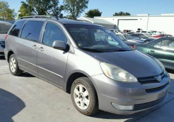 2005 TOYOTA SIENNA FOR SALE CALL 08067816891 20