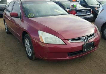 2004 HONDA ACCORD FOR SALE CALL 08067816891 25