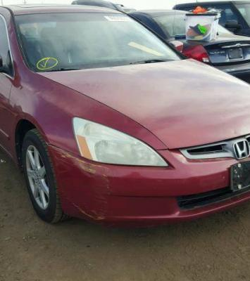 2004 HONDA ACCORD FOR SALE CALL 08067816891 16