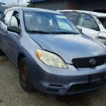 2004 TOYOTA MATRIX FOR SALE CALL 08067816891 5