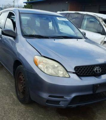2004 TOYOTA MATRIX FOR SALE CALL 08067816891 19