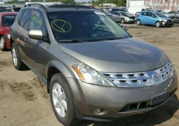 2005 NISSAN MURANO FOR SALE CALL MR FELIX ON 08067816891 12