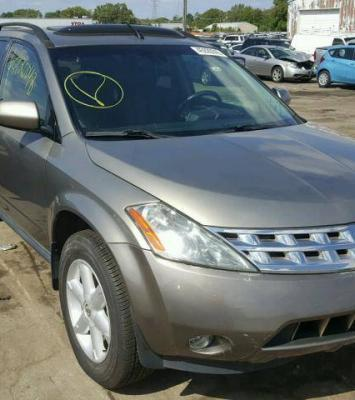 2005 NISSAN MURANO FOR SALE CALL MR FELIX ON 08067816891 3