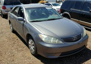 FOR SALE CLEAN 2006 TOYOTA CAMRY CALL 08067816891 19