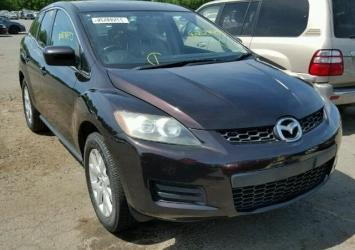 2007 MAZDA CX-7 FOR SALE CONTACT ON 08067816891 15