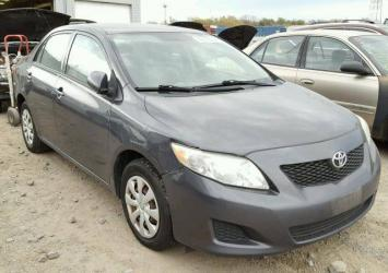 FOR SALE 2009 TOYOTA COROLLA AT AUCTION PRICE CALL 08067816891 30