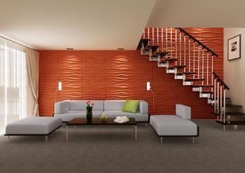Bring Your Wall To Life With 3D Wall Panels 4