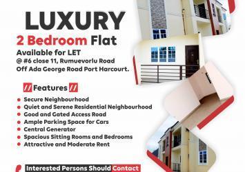 Comfortable 2 Bedroom Flat 4