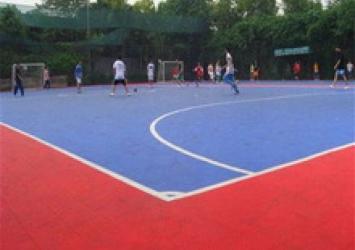 Futsal Flooring Outdoor 8