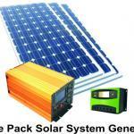 Solar System Generator Prime Pack 2