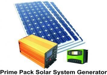 Solar System Generator Prime Pack 3