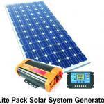Solar System Generator 1