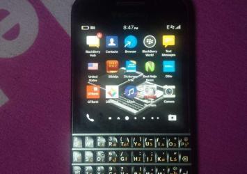 clean blackberry q10 22