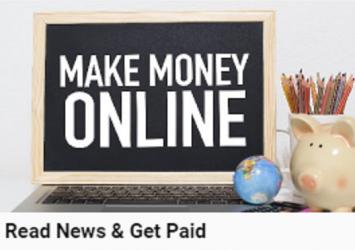 make money online reading news 25