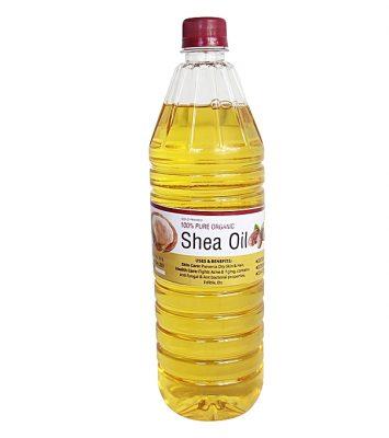 sheabutter oil or shea oil 5