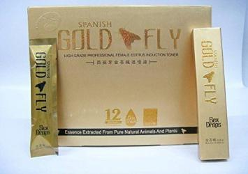 Female  Arousal Spanish GoldFly For Sale 2