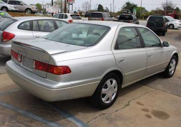 Tokunbo Toyota Camry 1999 7