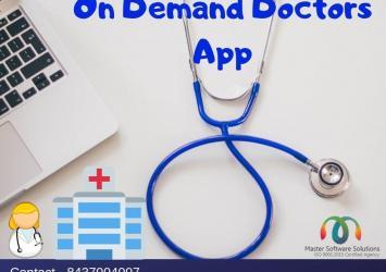 Doctor Appointment App Development 20