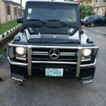 Bought Brand New 2008 Mercedes-Benz G-Wagon G63 AMG(Toks Standard/First Body And Accident Free) 1